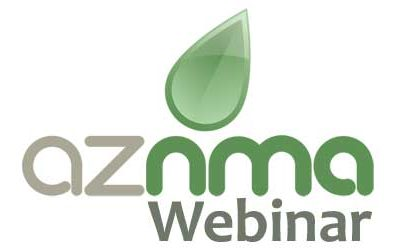 "AzNMA Webinar – September 5, 2018 – ""Charting for Your Quality of Life – Efficiency, Safety, and Avoiding Common Pitfalls"" with Dr. Courtney Cronin"